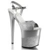 FLAMINGO-809-2G Silver Glitter